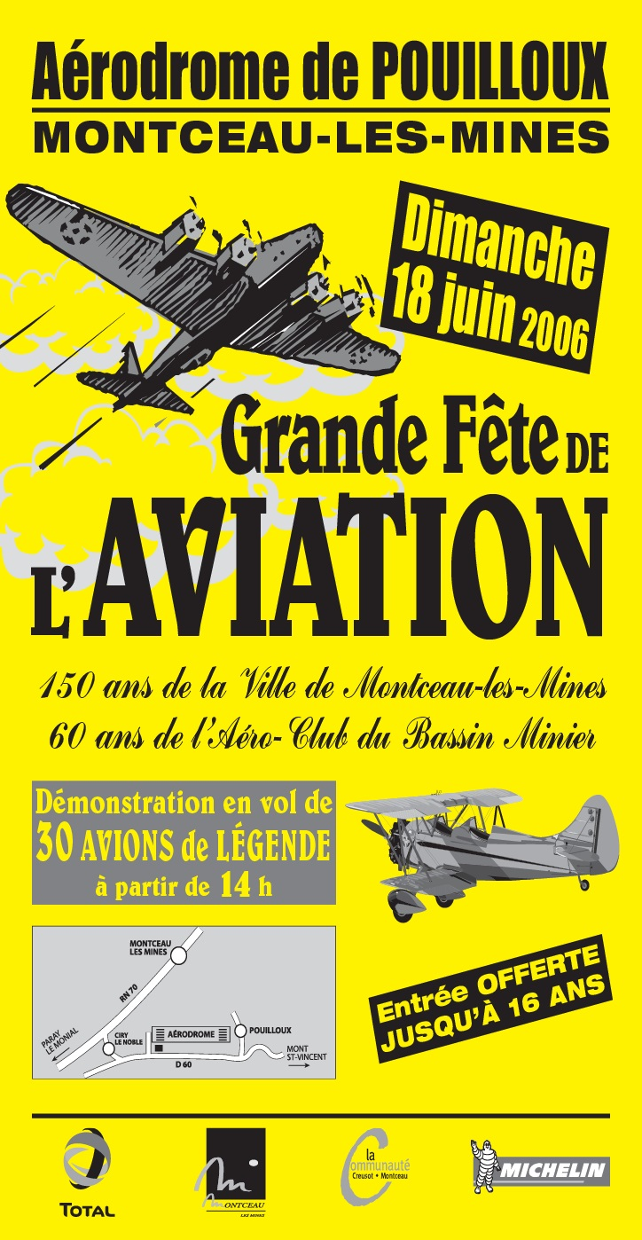 affiche meeting 2006